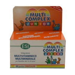 MULTICOMPLEX JUNIOR ,  60 comp.  (TREPAT DIET)