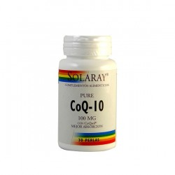 COENZIMA Q10 , 100 mg., SOLARAY
