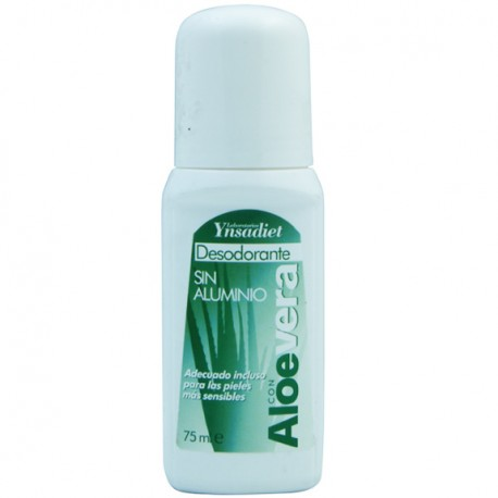DESODORANTE ALOE ROLL-ON 75 ML BIOFEMME