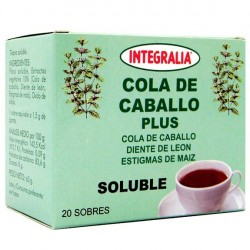 INFUSION COLA CABALLO ,  INTEGRALIA (SOLUBLE)