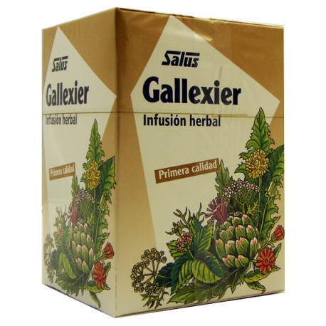 GALLEXIER INFUSION HERBAL, SALUS