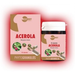 ACEROLA, WAY DIET,   (Fitogranulos)