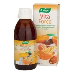 VITAFORCE JARABE 200ml. , A.VOGEL