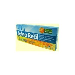 JALEA REAL JUNIOR 20 AMPOLLAS, NATYSAL