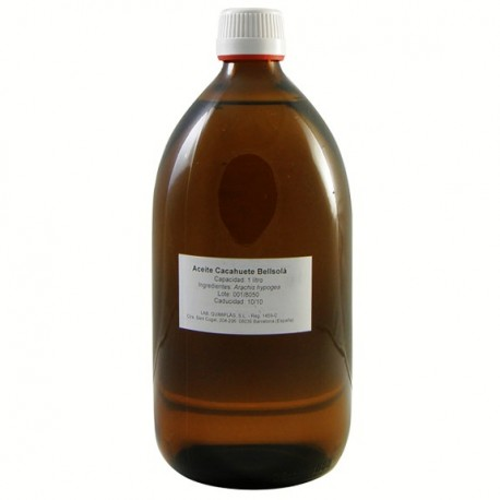 ACEITE CACAHUETE 500 ml BELLSOLA