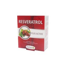 RESVERATROL PLUS ACTIVE, DIETMED, 60 caps.