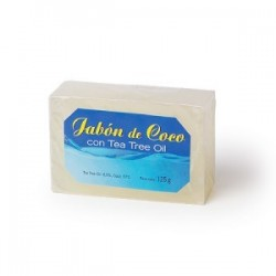 JABON COCO - TEA TREE OIL -,ARTESANIA AGRICOLA