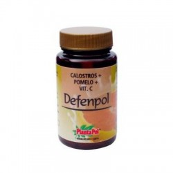 DEFENPOL , PLANTAPOL, 60 capsulas, SUBIR DEFENSAS