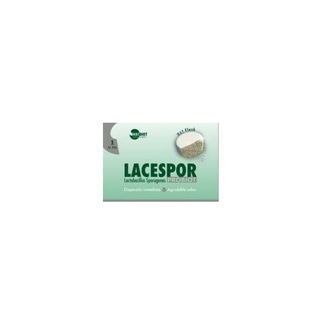 LACESPOR - REGULADOR INTESTINAL