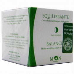 CREMA EQUILIBRANTE ALOE 50ml., MON DECONATUR