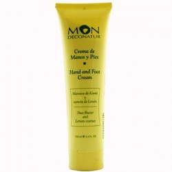 CREMA MANOS-PIES 100ml., MON DECONATUR